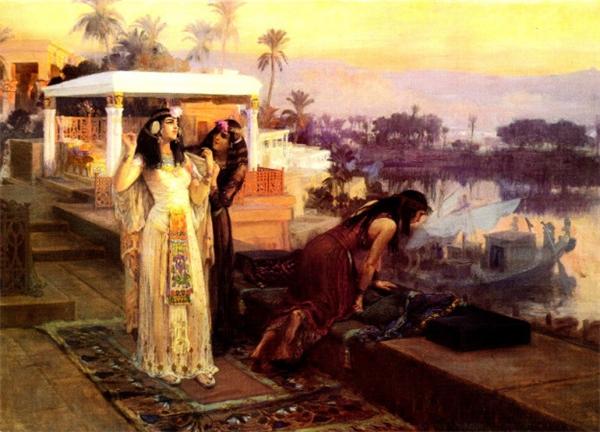 #4 Thời đại của Nữ hoàng Cleopatra gần với thời đại phát minh ra iPhone hơn là thời Kim tự tháp được xây. (Ảnh: BuzzFeed)