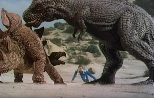 #15 Khủng long Tyrannosaurus rex sống gần thời đại xuất hiện con người hơn là thời của nhiều loài khủng long khác. (Ảnh: BuzzFeed)