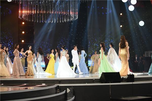 Những điểm nổi bật trong đêm Chung kết Hoa hậu Việt Nam 2016