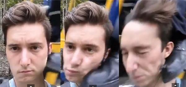 """Có lẽ những chiếc camera selfie là thứ ghi lại nhiều vụ tai nạn """"thốn""""nhất trên thế giới."""