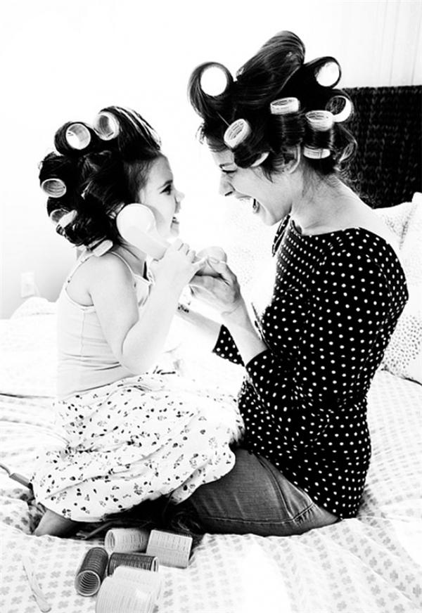 Hãy cảm ơn vì bạn có được những giây phút vui vẻ, hạnh phúc này vì đâu đó ở thế giới ngoài kia, vẫn có những người luôn hằng ao ước nhưng chưa bao giờ được làm mẹ.