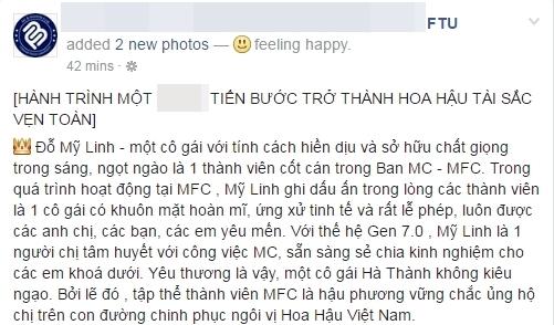 Sự thật về tân Hoa hậu qua lời kể của sinh viên ĐH Ngoại Thương - Tin sao Viet - Tin tuc sao Viet - Scandal sao Viet - Tin tuc cua Sao - Tin cua Sao