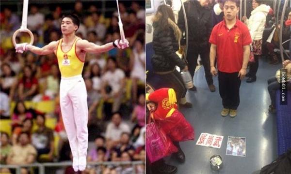 Thảm cảnh VĐV Olympic Trung Quốc không có huy chương khi về nước