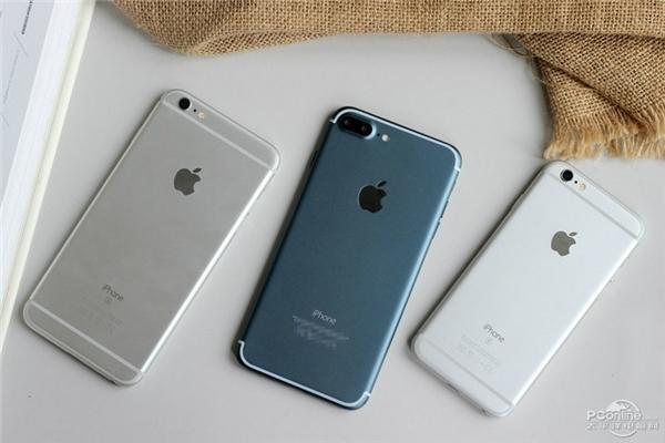 iPhone 7 và iPhone 7 Plus được nâng cấp mạnh mẽ về cấu hình và dung lượng. (Ảnh: internet)