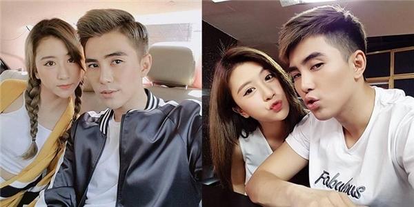 Quỳnh Anh Shyn - Will 365cực thân thiết và tình cảm sau khi chia tayB Trần.(Ảnh: Internet)