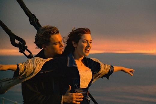 Cả hai hội ngộ lần đầu trong bộ phim kinh điển Titanic 1997.