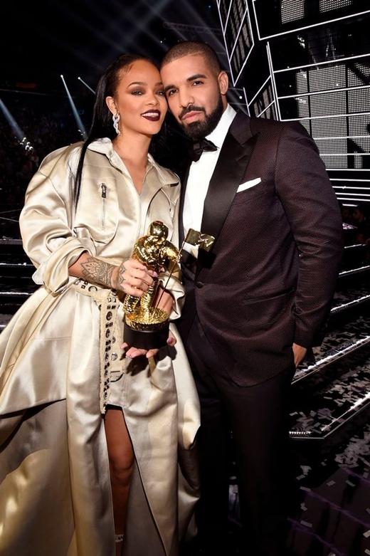 Cả hai tại lễ trao giải Video Music Awards 2016.