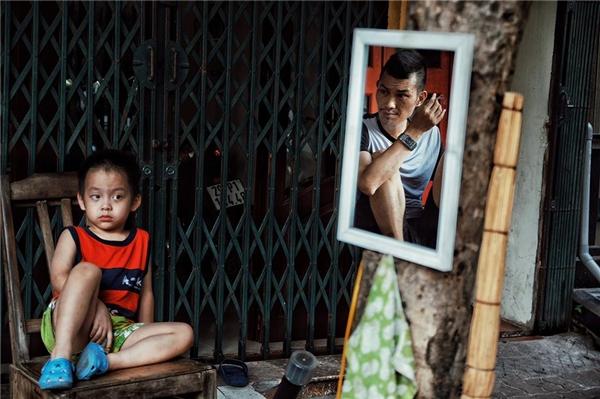 Ảnh 2: Ai rồi cũng phải lớn - Nguyễn Thanh Huế