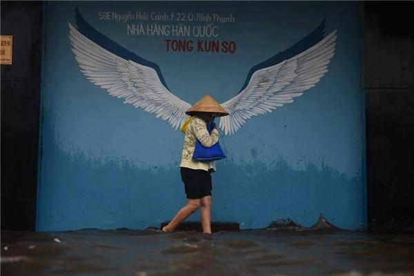 Ảnh 19: Mưa Sài Gòn - Tùng Tin