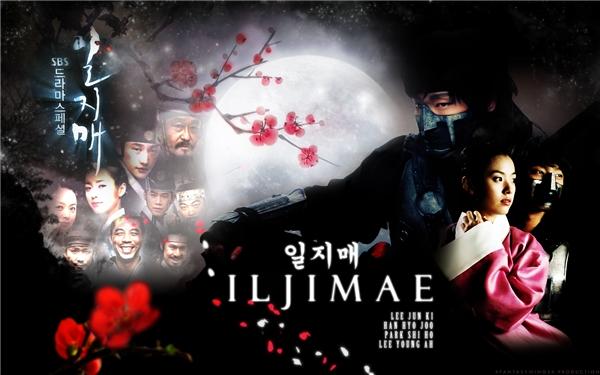 Iljimae là một bộ phim truyền hình được dựng dựa trên bộ truyện tranh cùng tên của họa sĩ Go Woo Young. (Ảnh: Internet)