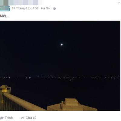 Nhữngtâm sự cuối cùng của nạn nhân trên Facebook ảm đạm màu đen khiến bạn bè của Hiệu sợ hãi.