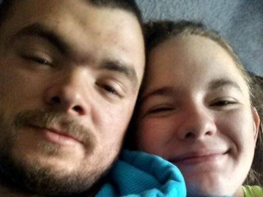 Chris và Nicole.(Ảnh: USA Today)