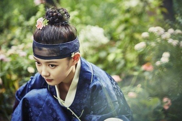 Diễn xuất  Kim Yoo Jung trong