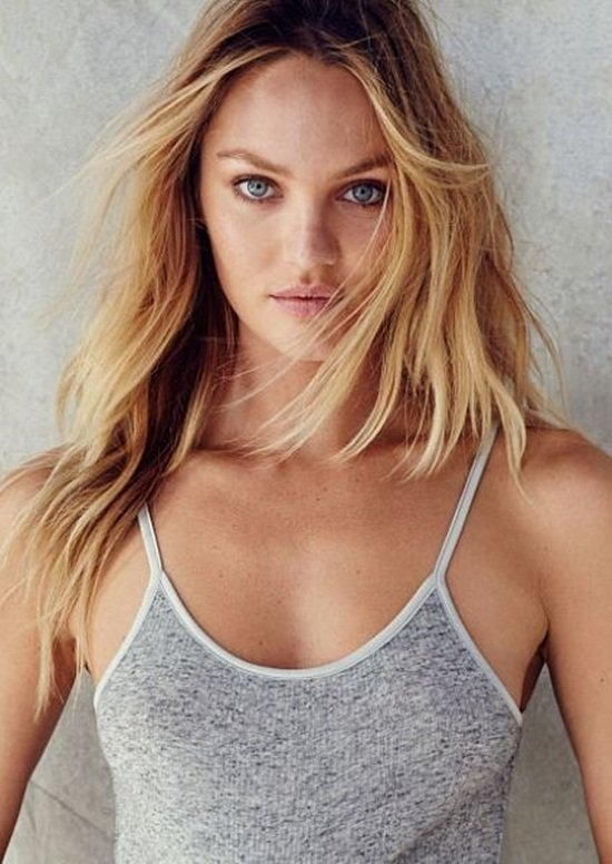 Candice Swanepoel nằm trong top 8.