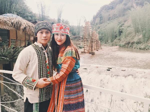 Cặp đôi hạnh phúc bên nhau trong những chuyến du lịch. (Ảnh: Internet)