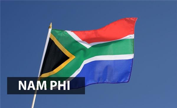 Chữ Y màu xanh lá câyđại diện cho sự thống nhất quốc gia và sự trù phú, đất đai màu mỡ. Tam giác màu đen đại diện cho tầng lớp nhân dân và màu đỏ, trắng xanh được lấy từ màu của người nhập cư Boer.