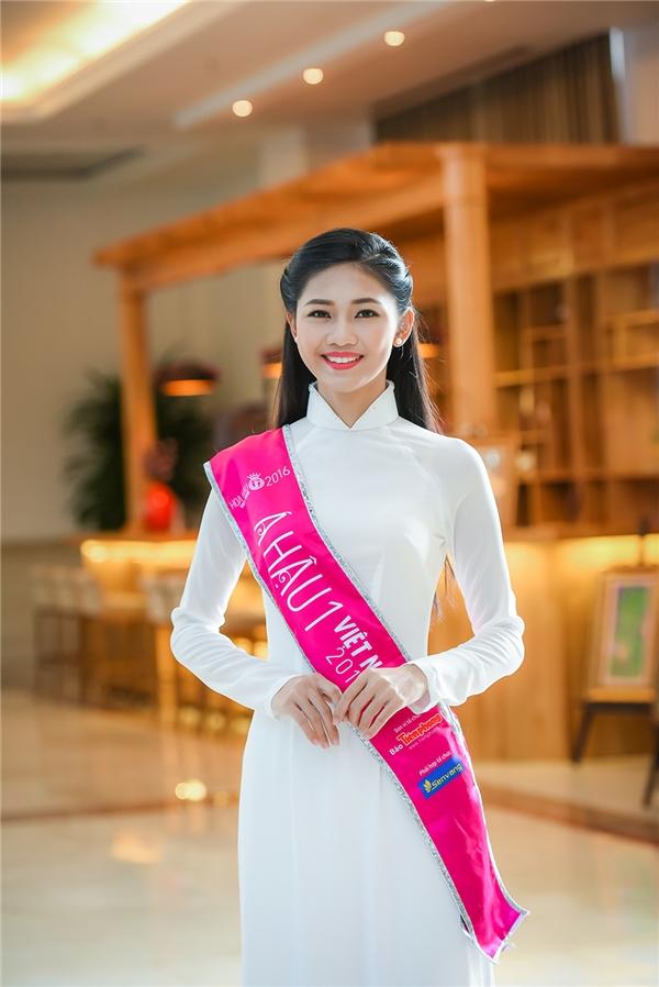 Á hậu 1 Hoa hậu Việt Nam 2016 Ngô Thanh Thanh Tú