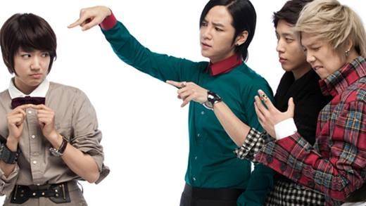 """Bộ phim kể về ban nhạc thần tượng nổi tiếng A.N.JELL. Mọi chuyện trở nên rắc rối khi ban nhạc bổ sung thêm thành viên thứ tư -Go Mi Nam. Tuy nhiên, vì Mi Nam xảy ra sự cố nên cô em gái song sinh vốn là nữ tu – Go Mi Nyu (Park Shin Hye) phải đóng thế, gia nhập ban nhạc. Cô nàng ngây thơ, ngốc nghếch thường làm mất lòng các thành viên, cho đến lúc cả 3 đều rơi vào lưới tình của """"cô nàng đẹp trai""""."""