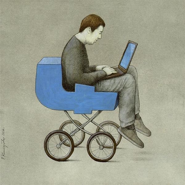 Một kẻ nghiện mạng xã hội thì cũng có khác gì một kẻ tàn tật với cuộc sống và số phận của chính mình.