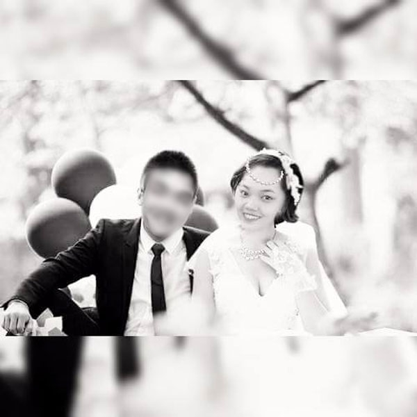 Những tấm ảnh cướihai chưa kịp chụp được cư dân mạng tốt bụng ghép tặng.
