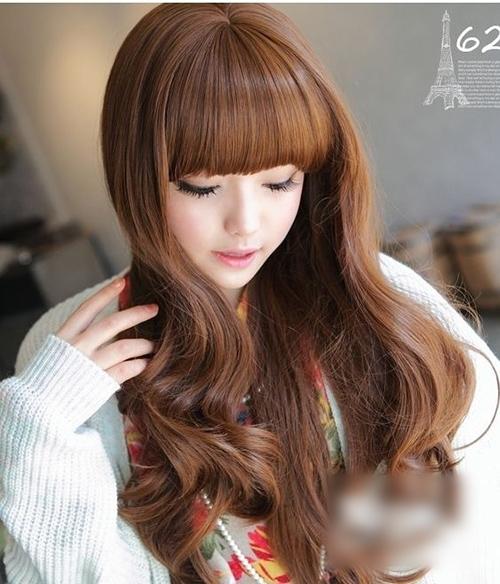 Chỉ trong thời gian ngắn Rose Gold đã trở thành màu tóc được yêu chuộng nhất