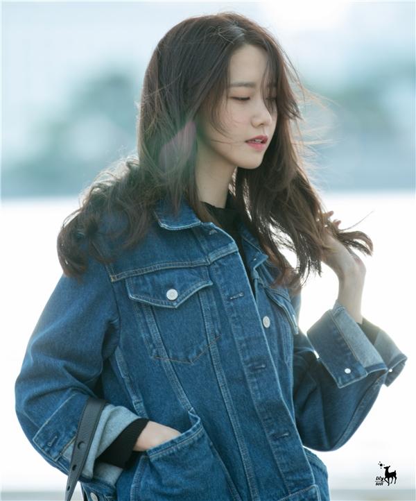 Fan Hàn lại tiếp tục tâng bốc vẻ đẹp thánh thiện của Yoona