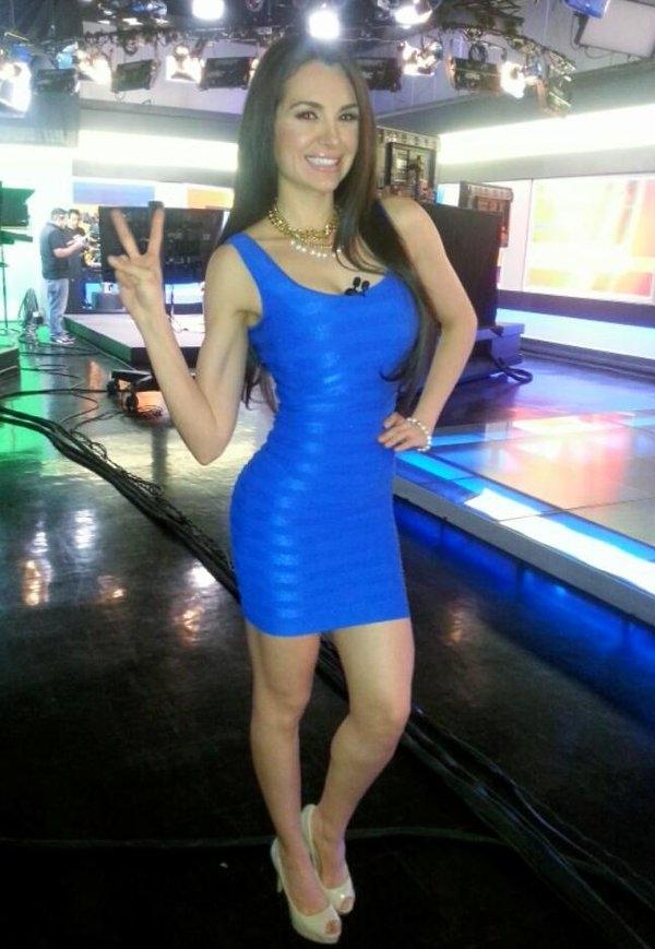 Mexico là đất nước có rất nhiều cô gái thời tiết gợi cảm, trong đó có thêm cả Mayte Carranco.
