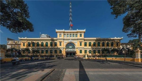 13. Bưu điện TPHồ Chí Minh - Nguyễn Thái Thạch