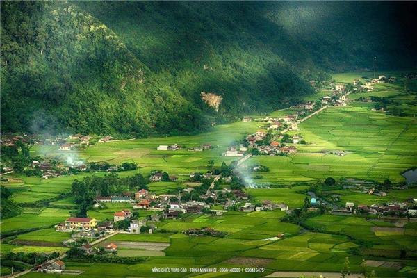 20. Nắng chiều vùng cao - Trịnh Minh Khôi