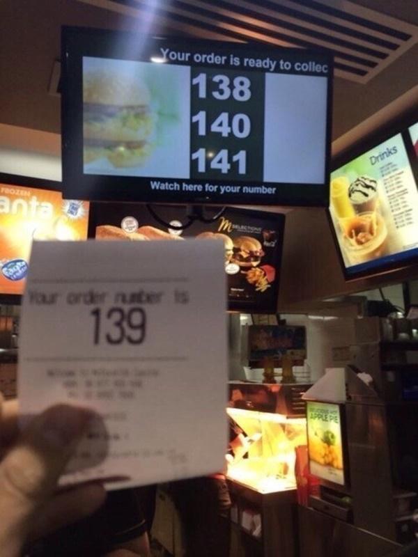 Số tôi đâu? Số của tôi đâu?139 của tôi ở đâu?
