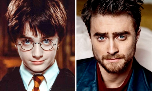 Cậu bé phù thủy điển trai Harry Potter (Daniel Radcliffe)giờ đã trưởng thành với vẻ ngoài nam tính đậm chất lãng tử. Sau thành công của loạt phim đình đám này, Daniel mau chóng thoát khỏi cái bóng của mình và hóa thân vào các vai diễn để đời khác, nắm trong tay không ít tác phẩm điện ảnh danh giá như TheWoman in Black,Kill Your Darlings,HornshayVictor Frankenstein.