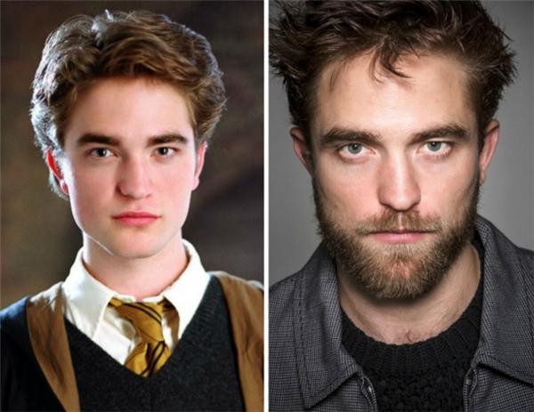 Ít người biết được trước khi góp mặt trong loạt phim đình đám Twighlight the Saga, chàng ma cà rồng điển trai Robert Pattinson đã từng xuất hiện trong phim Harry Potter- Chiếc cốc lửa.