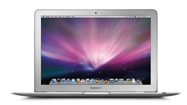Macbook Air sẽ có công nghệThunderbolt 3 của Intel. (Ảnh: internet)