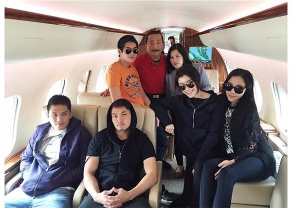 Cuộc sống vương giả của gia đình tài phiệt giàu có bậc nhất Malaysia.