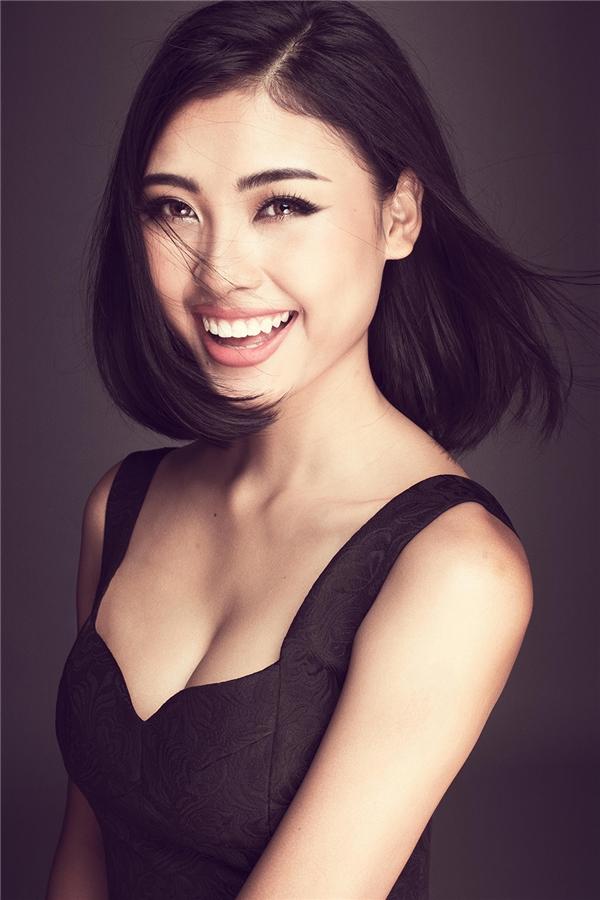 """Đỗ Mạnh Cường """"phải lòng"""" top 5 Hoa hậu Việt Nam 2016"""