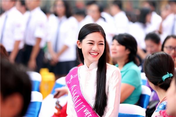 Hiện tại, Thanh Tú đã tốt nghiệp Học viện Ngoại giao. Cô cho biết trong thời gian tới sẽ tiếp tục ôn luyện để năm sau thi vào Bộ Ngoại giao.