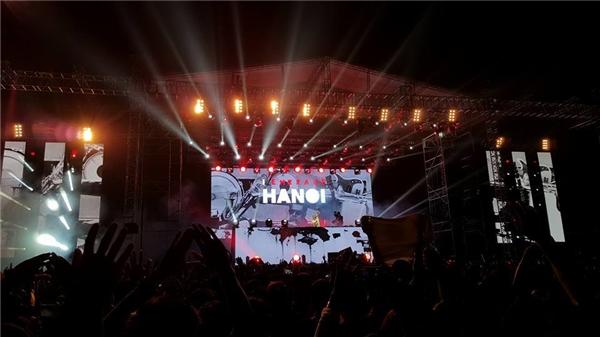 Tháng 11/2015, DJ số 1 thế giới Armin Van Buuren đã lựa chọn Ecopark là điểm dừng chân trong tour diễn châu Á của mình.