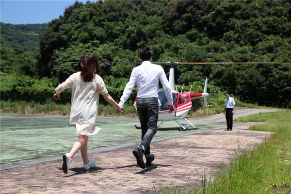 """Bỏ """"đàn con"""", Noo sang Nhật hẹn hò bạn gái bằng trực thăng riêng - Tin sao Viet - Tin tuc sao Viet - Scandal sao Viet - Tin tuc cua Sao - Tin cua Sao"""
