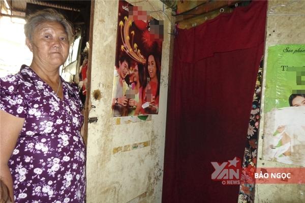 Ngôi nhà hơn 2mét vuông 8 người sống chen chúc trong hẻm nhỏ Sài Gòn
