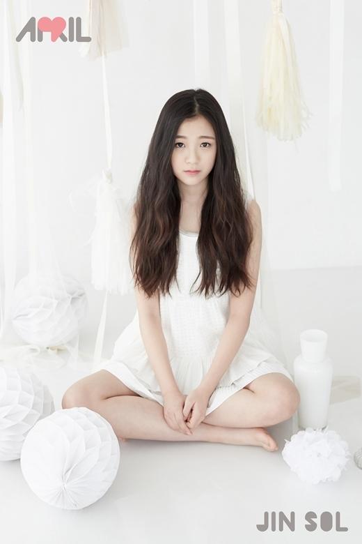Cô bé có vẻ đẹp thuần khiết và trong sáng khiến fans nam mê mẩn.