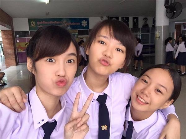 Có gương mặt trẻ trung đáng yêu nên Kaykai thường được mời tham gia các dự án về học đường.