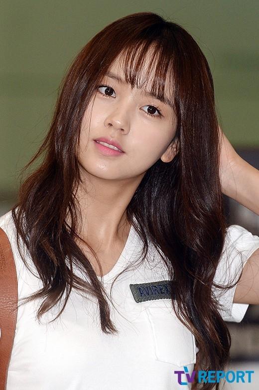 Cận cảnh vẻ ngoài xinh đẹp của Kim So Hyun