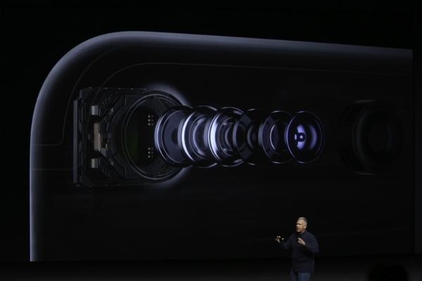 Camera trên iPhone 7. (Ảnh: internet)