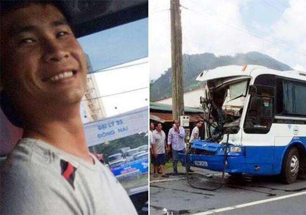 Trao cúp vàng Vô lăng cho tài xế xe tải cứu ô tô khách mất phanh