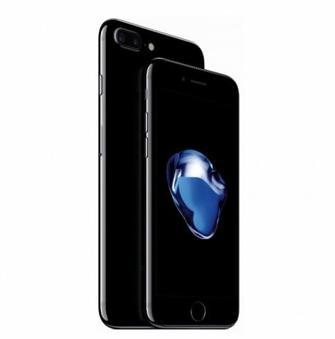 Phải đợi đến tháng 11 mới có iPhone 7/7 Plus phiên bản Jet Black. (Ảnh: internet)