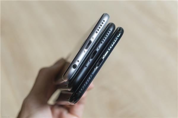 Jack tai nghe 3.5 mm bị loại bỏ trên iPhone 7/ 7 Plus. (Ảnh: tinhte)