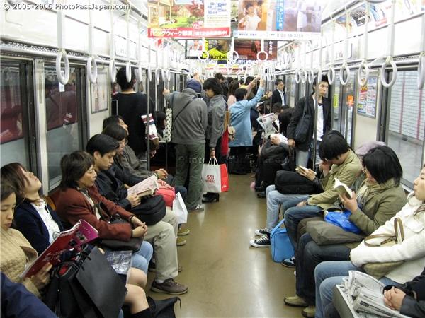Dân số già đi trở thành một vấn nạn của đất nước Nhật Bản.