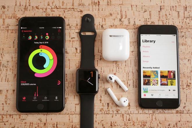 Apple sẽ cải tiến mạnh mẽ trải nghiệm không dây trên các thiết bị kế tiếp. Ảnh:Cnet