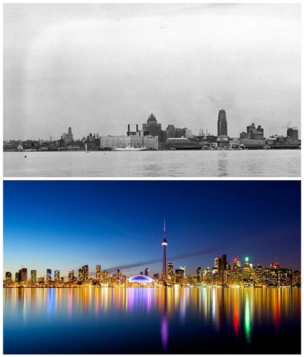 1930 so với thời nay