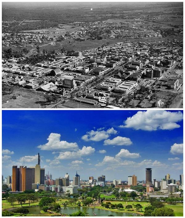 1960 so với thời nay